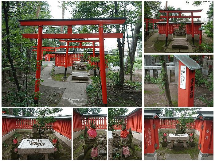 綾太郎稲荷社