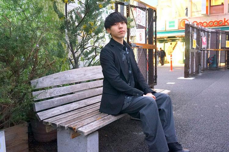 インタビュー後の多田さん