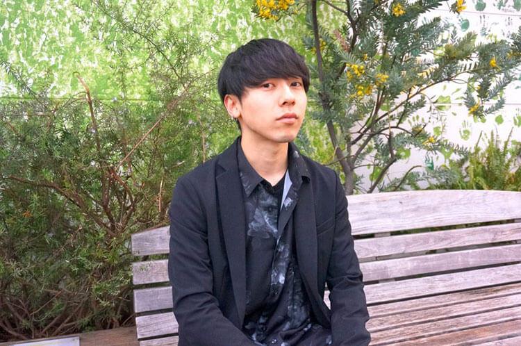インタビュー前の多田さん