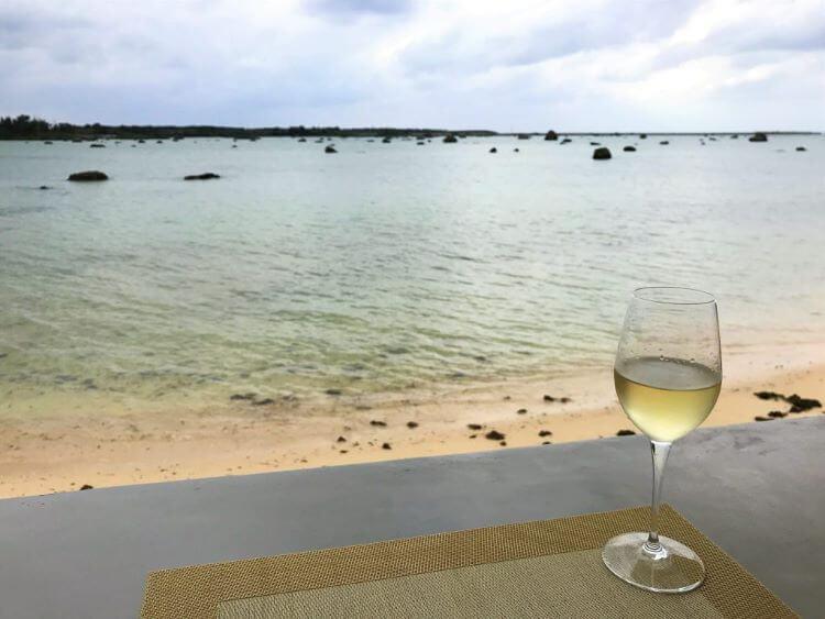 海とワイン