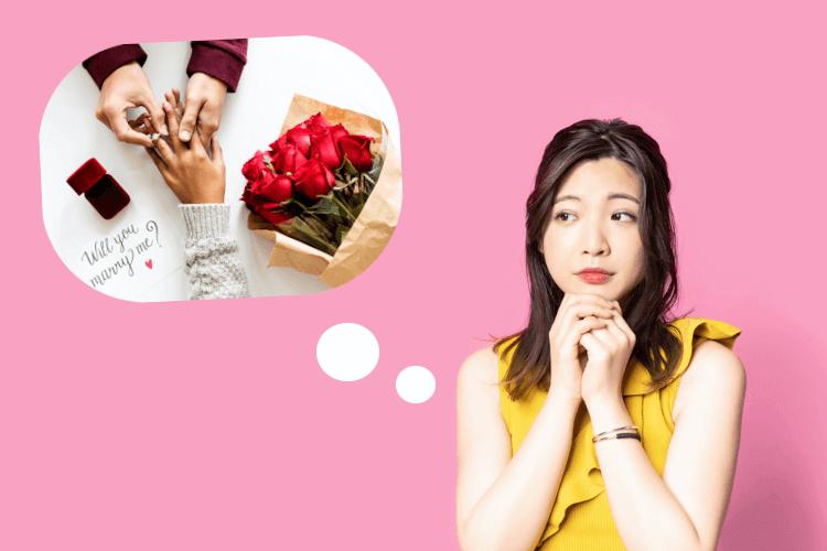 婚約破棄後の復縁を考える女性