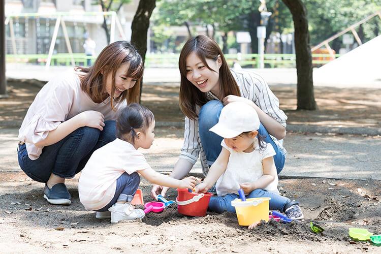 子供とママ友