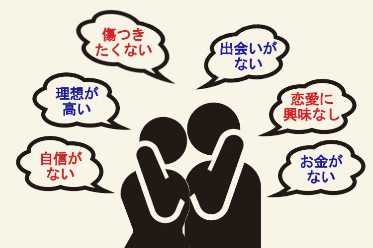恋愛を諦めた男女の共通する特徴6つ