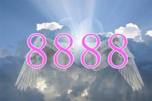 エンジェルナンバー8888が示す復縁の可能性とは?